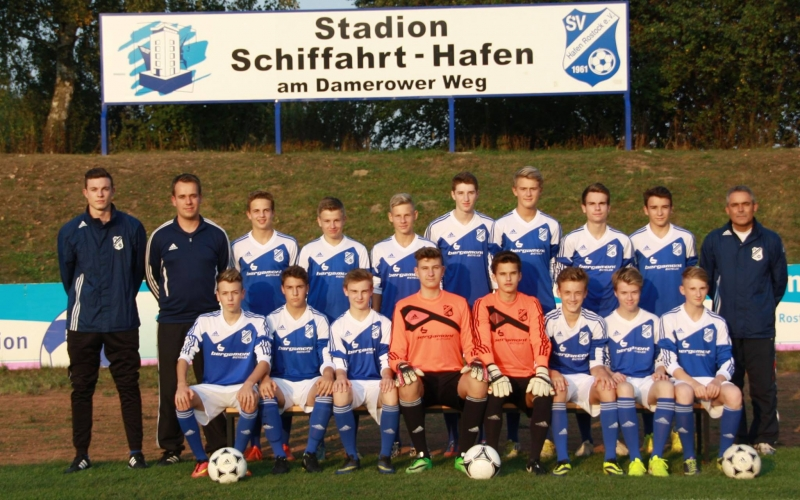 B1-Junioren 2014/2015