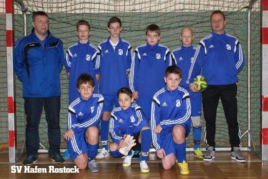 C2-Junioren 2014/2015
