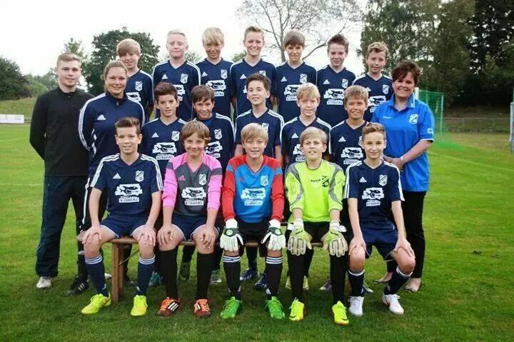 D1-Junioren 2014/2015