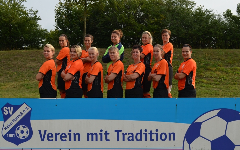 2. Frauen 2014/2015