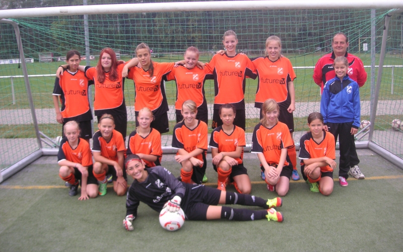 C-Juniorinnen 2014/2015
