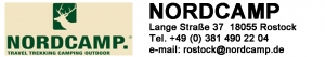 Nordcamp Flyer 2013