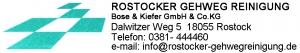 Rostocker Gehwegreinigung 2014