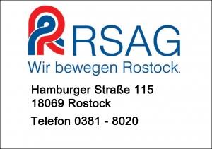 Rostocker Straßenbahn AG IN