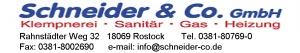 Schneider Sanitär 2014