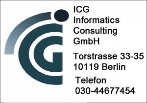 Sponsorentafel ICG