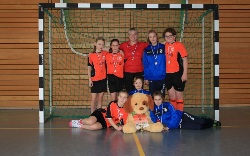 D-Mädels: Girls Cup in Neustrelitz