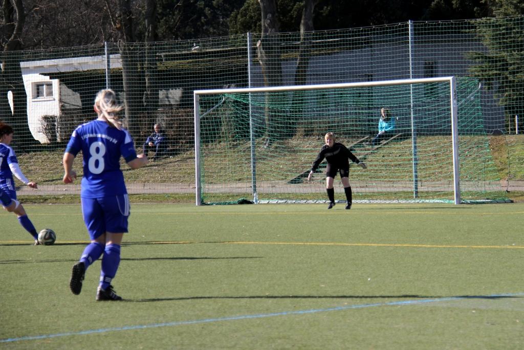 Pokalhalbfinale, Hafen - Nb 106