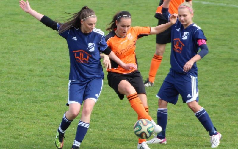 1.Frauen: 5:1 gegen den SV Waren