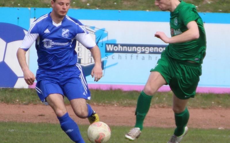 M1: Yes, 1:0-Heimsieg gegen Ribnitz!
