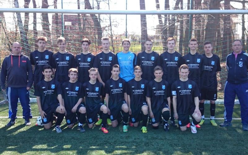 B2-Junioren 2014/2015