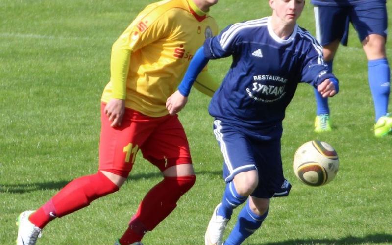 A-Junioren mit 3:3 gegen den FCM Schwerin