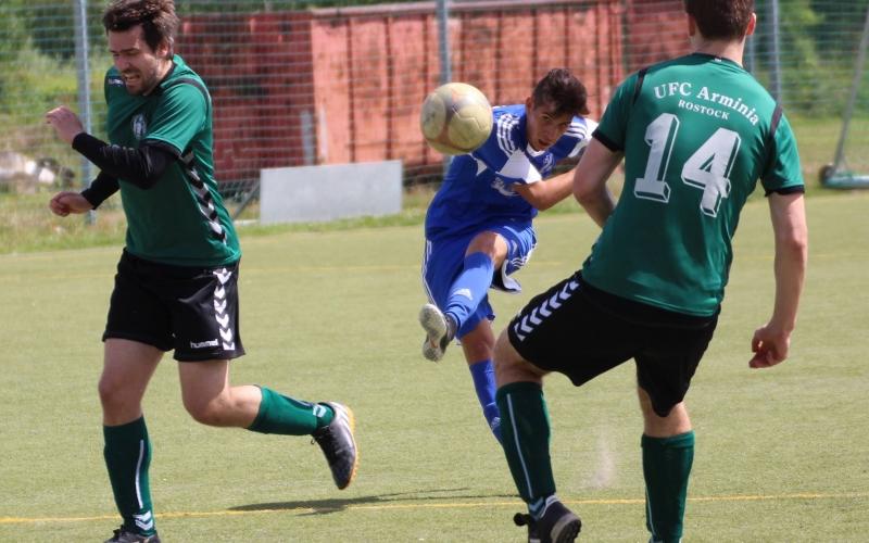 M1 beim ERGO-Cup des PSV Rostock