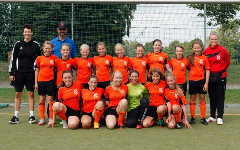 D-Juniorinnen 2015/2016