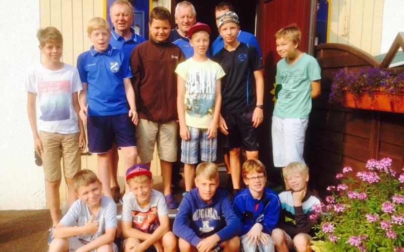 D-Junioren: Grüße aus Friedland