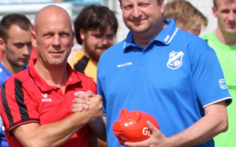 M1: Benefiz-Spiel mit dem FSV Bentwisch