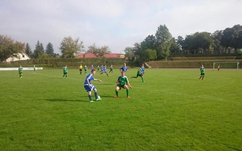 B II siegt im ersten Spiel in der Landesliga