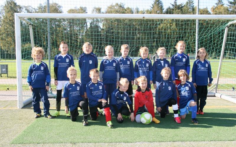 F2-Junioren 2015/2016