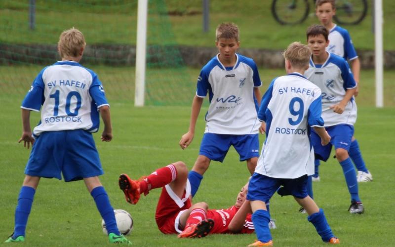 C1 verliert gegen Greifswalder FC