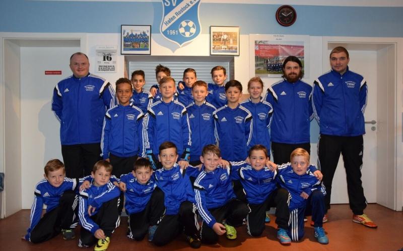 E1-Junioren 2015/2016