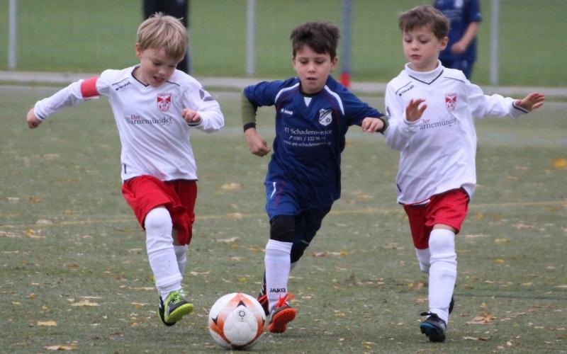 F2-Jugend gewinnt 4:2 gegen Warnemünde