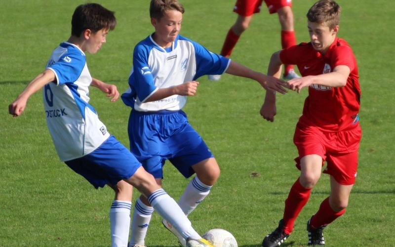 C1 verliert gegen Hansa U14