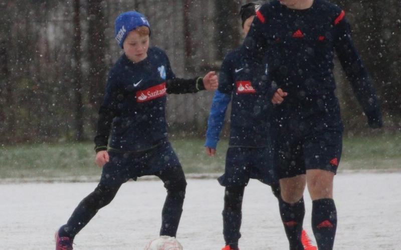 PSV Rostock vs. Hafen E2-Junioren 7:2