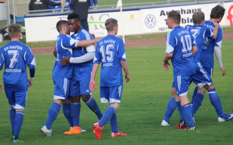 Sieg! Hafen gewinnt 3:2 in Ribnitz