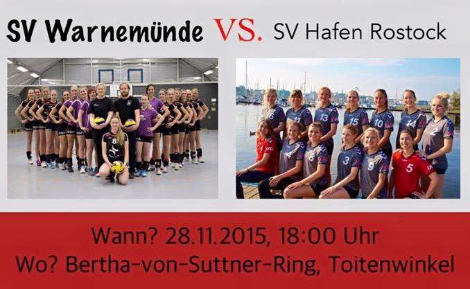 Volleyball-Regionalliga DERBY-Time!