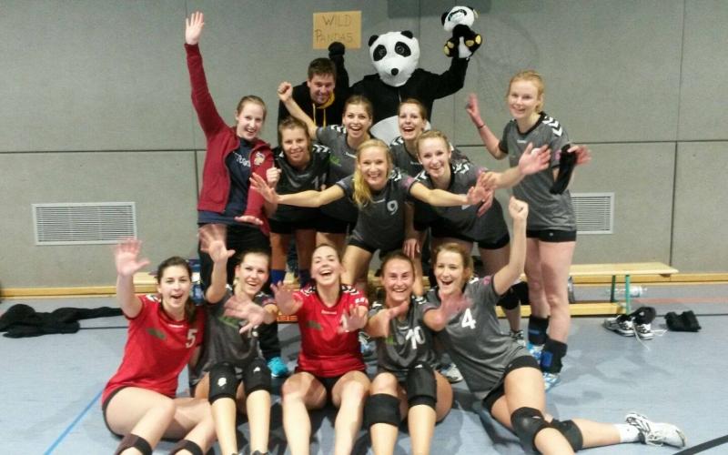 Wild Pandas siegen gegen Kiel