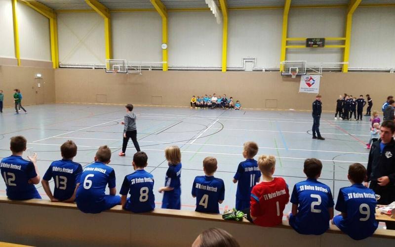 D2-Junioren zweimal auf dem Podium