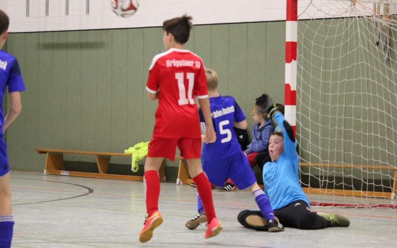 D2-Junioren holen Platz 2