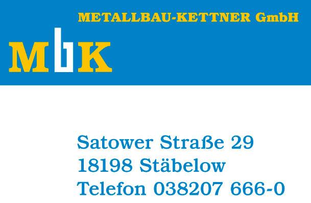 Metallbau Kettner wird Vertragssponsor