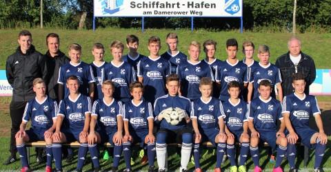 B1-Junioren: Alle hin zum Pokal-Halbfinale