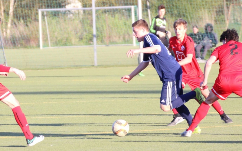 B1-Junioren vs. FC Hansa – der Spielbericht
