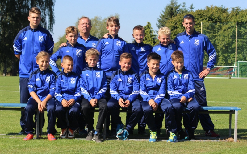 D3-Junioren 2016/2017