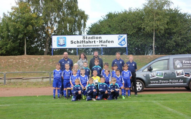 F2-Junioren 2016/2017