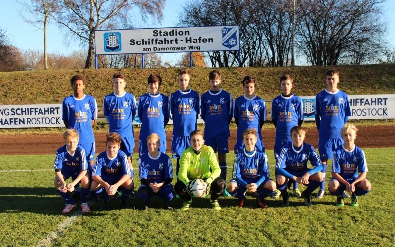 C1-Junioren 2016/2017
