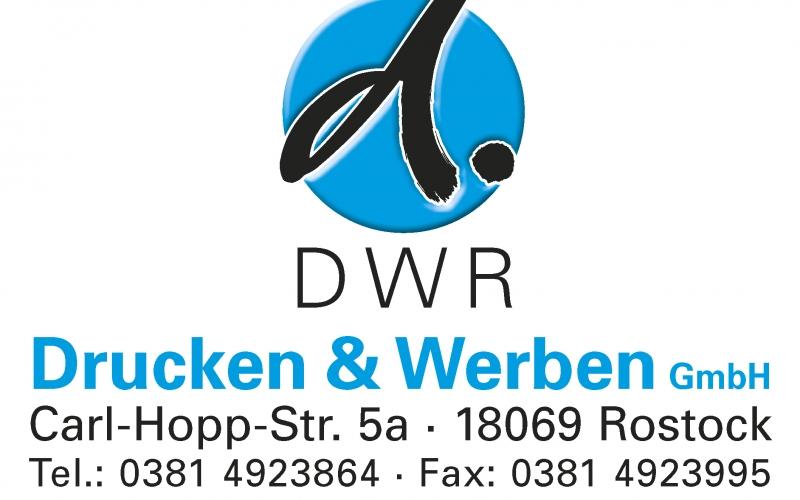 DWR bleibt Hauptwerbepartner des SV Hafen Rostock