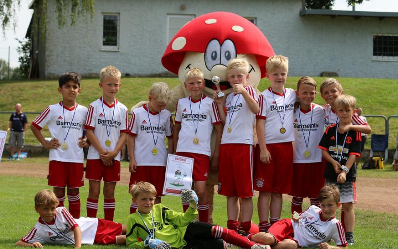 VfL Bergen gewinnt 3. Winni-Cup