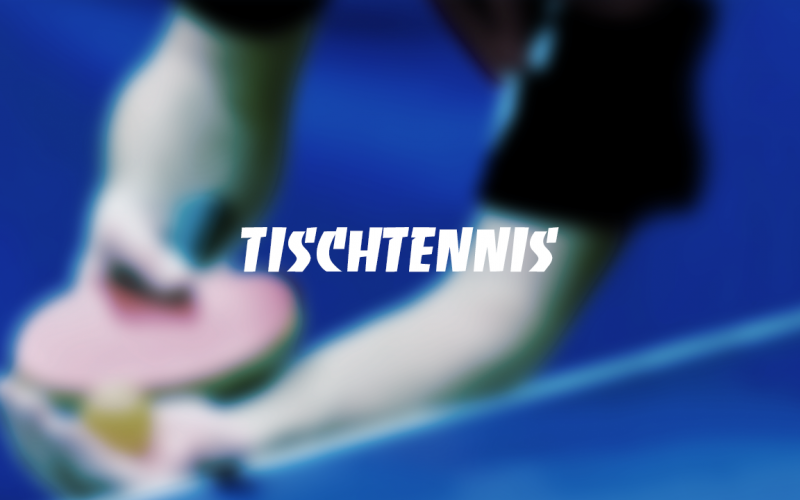 TT: Trainer/ Mannschaftsleiter/ Betreuer gesucht!