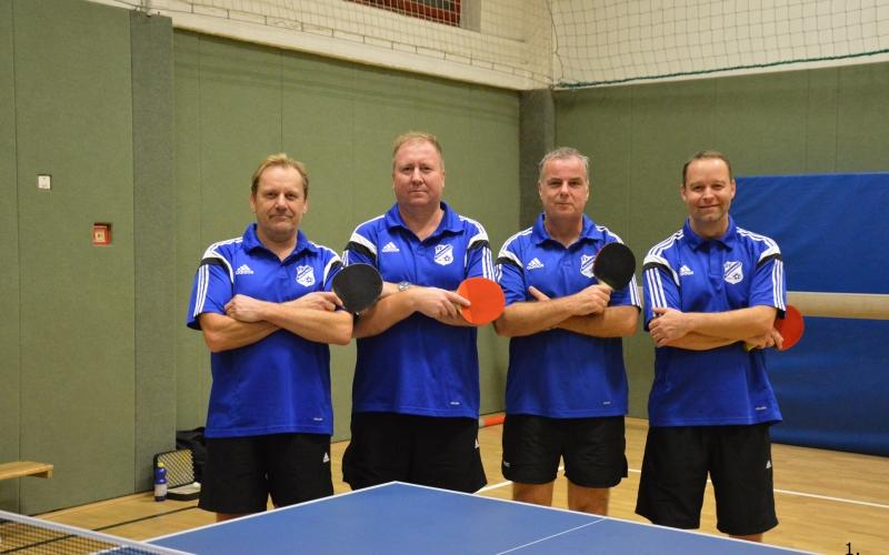Tischtennis – 1. Mannschaft