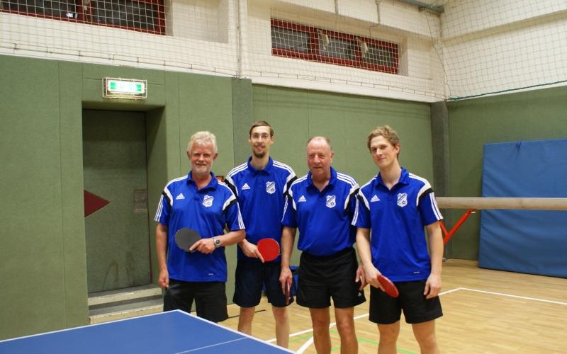 Tischtennis – 2. Mannschaft