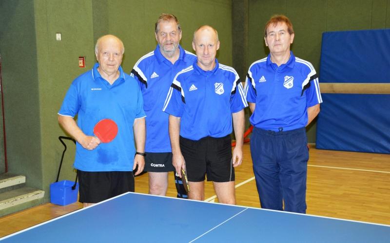 Tischtennis – 3. Mannschaft