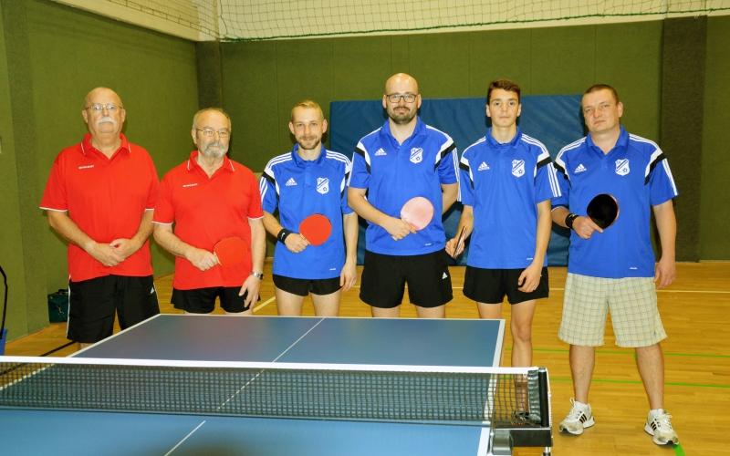 Tischtennis – 4. Mannschaft