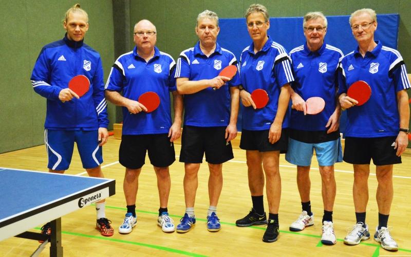 Tischtennis – 5. Mannschaft