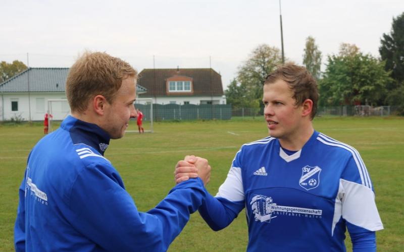 Spielertrainer-Duo bringt neuen Schwung zum SV Hafen