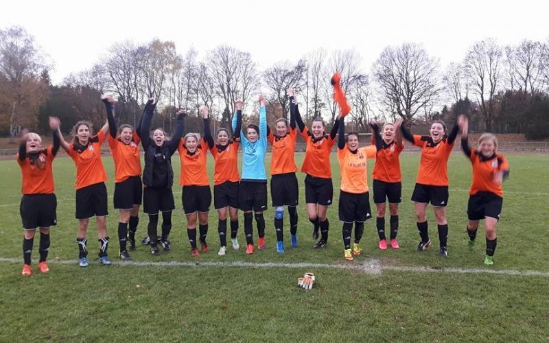 Hafen–Frauen im Landespokal-Halbfinale