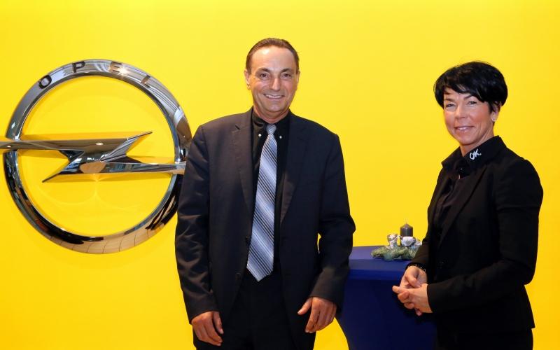 Interview: Berit Krüger, Opel Krüger