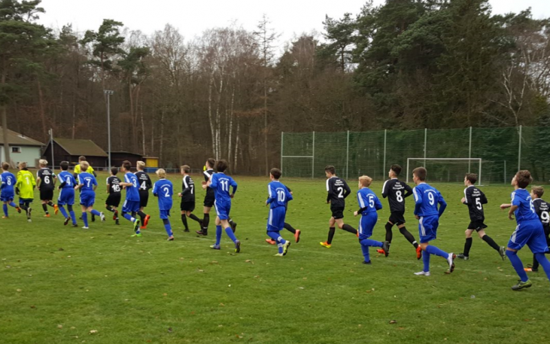 C1: Deutlicher Sieg beim PSV Ribnitz Damgarten